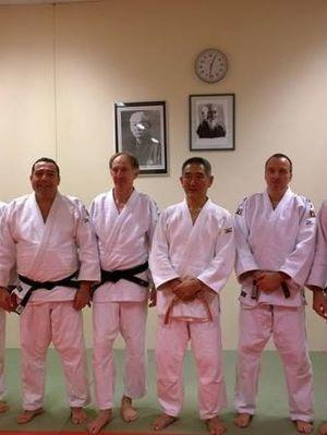 FORMATION PEDAGOGIQUE HIROSHI KATANISHI 8 DAN KODOKAN EXPERT UEJ