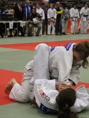REGIONAL JEUNES/SARAH DESMARTHON/-57kgs/ESPOIRS
