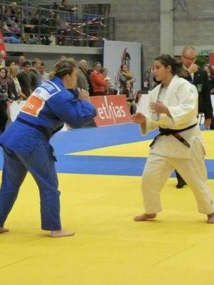 Championnat de Belgique Seniors 2012 - Frédérique
