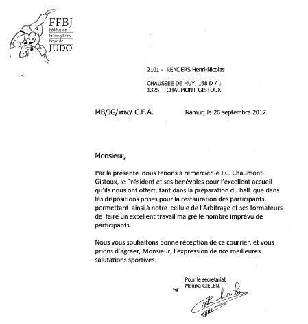 LE JUDO CLUB CHAUMONT-GISTOUX A ACCUEILLI LA FORMATION DES ARBITRES ET CHRONOMETREURS DE LA FEDERATION FRANSCOPHONE BELGE DE JUDO - COMPTE-RENDU-PHOTOS & REMERCIEMENTS (+ FFBJ)