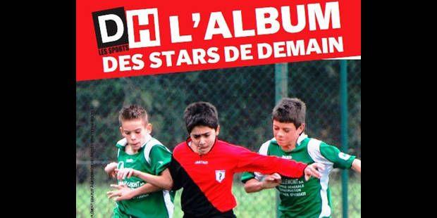 """VOTRE ENFANT DANS L'ALBUM """"STARS DE DEMAIN""""/ DH LES SPORTS/22 NOVEMBRE"""