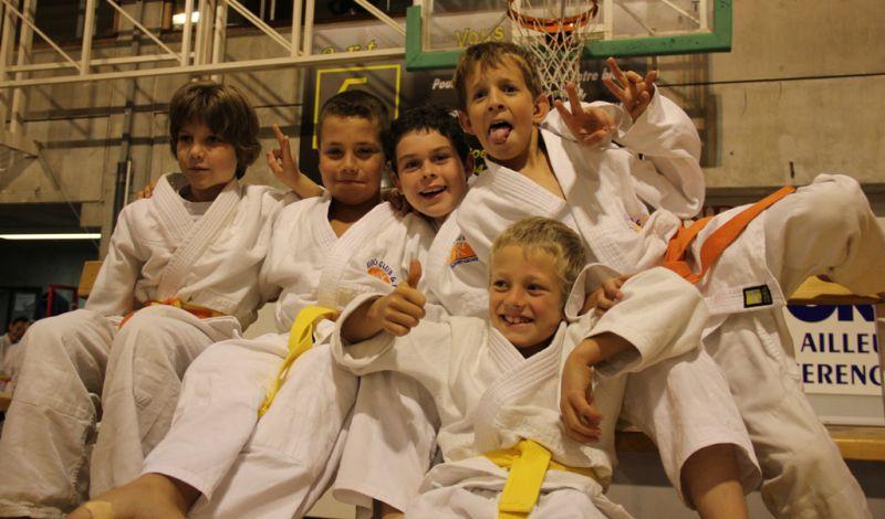 COMPTE-RENDU COMPETITION FLORENNES ET SAKURA BRAINE / 29 et 30 septembre 2012