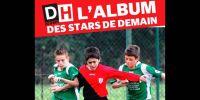 """DH LES SPORTS """"ALBUM STARS DE DEMAIN"""" - PARUTION 22 NOVEMBRE 2019 - ST-NICOLAS 5 DECEMBRE 2019 - GRAND PRIX DE WOLUWE 14 DECEMBRE 2019 - CHAMPIONNAT PROVINCIAL ET COUPE DU BRABANT 19.01.2020"""