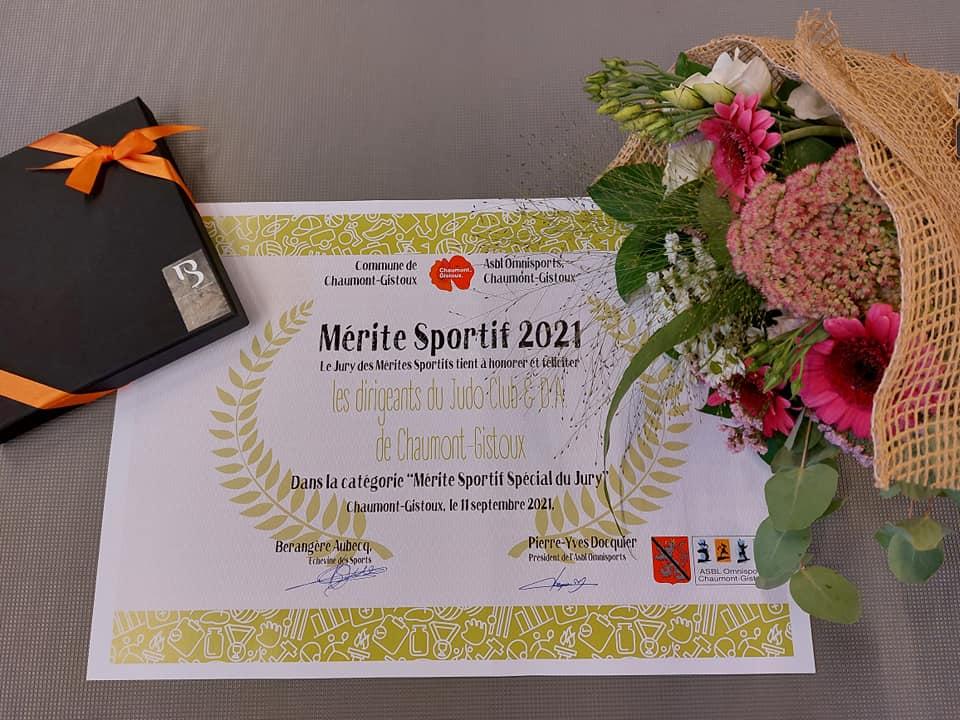 MERITE SPORTIF SPECIAL DU JURY - FETE DU SPORT - 11 SEPTEMBRE 2021 - RONVAU + NOTRE CLUB COMPTE SUR VOUS - INFORMATIONS ET INSCRIPTIONS